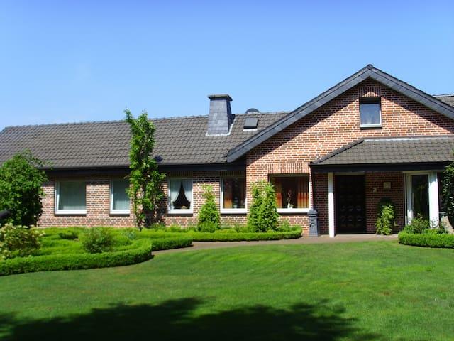 Ferienwohnung Schlebbe - Warendorf - Apartament