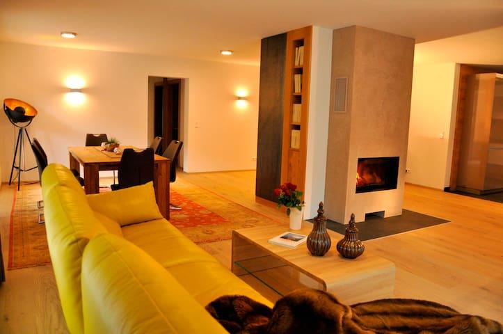 Luxus  Ferienwohnung Tirol - Fit-Aktiv! 2 - 6 P. - Prutz - Departamento