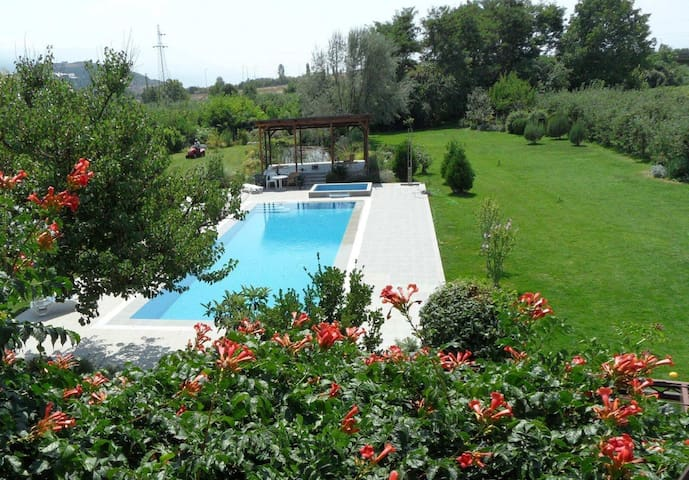 Oaza Inn-Four-Bedroom Apartment (8 Adults) - Ohrid - Wohnung