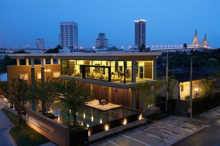 dcondo sathupradit 49 - Bangkok - Társasház