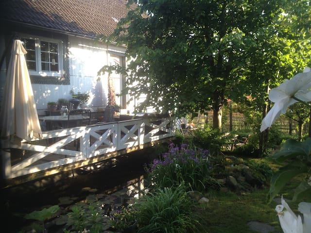 Landhaus im Vogelsberg - Birstein - Hus