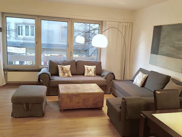 Best location*Centre-Gare*2 rooms apartment - Luxemburg