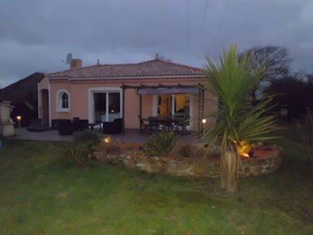 Maison Corsept proche plage, à 15 mn de la Baule - Corsept - Casa