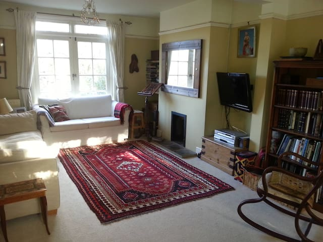 Comfortable, family house - Totnes - Ev