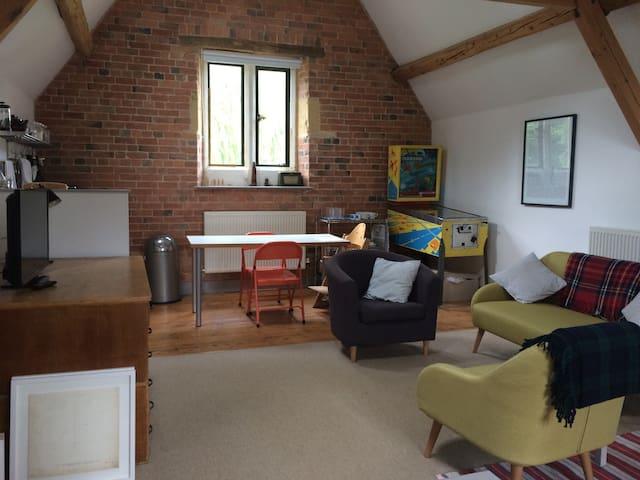 The Coach House Loft - Cotswold bolthole - Moreton-in-Marsh - Appartement