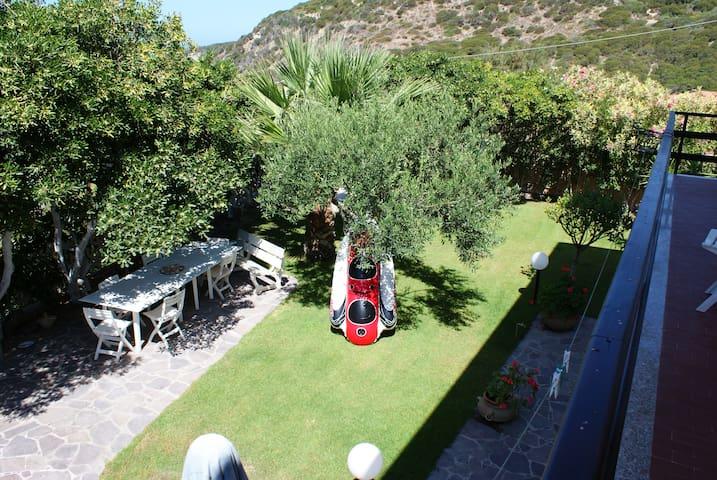 Villa a 3 Minuti a Piedi Dalla Spiaggia - Marina di Arbus - Tatil evi