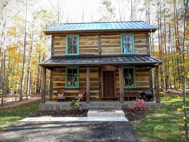 The Bedford Cabin - Spotsylvania Courthouse - Stuga