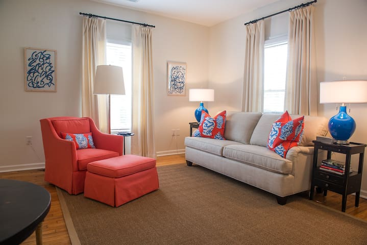 Luxury Apartment Downtown on Trolley Route - Greenville