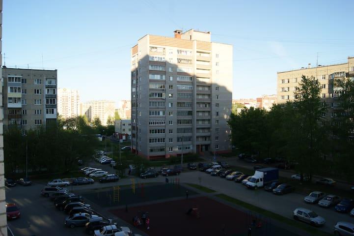 Апартаменты Сабурова 17 - Izhevsk - Apartmen