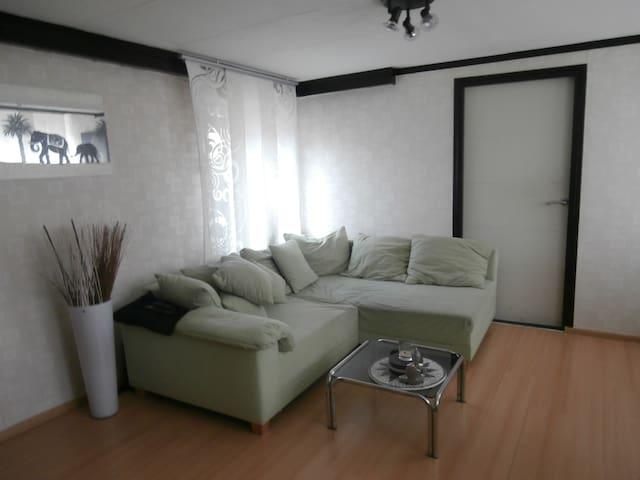 Modern private apt, great location! - Heerlen - Apartamento