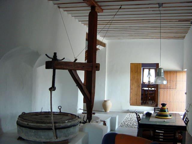 Ancient watermill transformed into a cozy villa - Cuevas del Almanzora - Vila