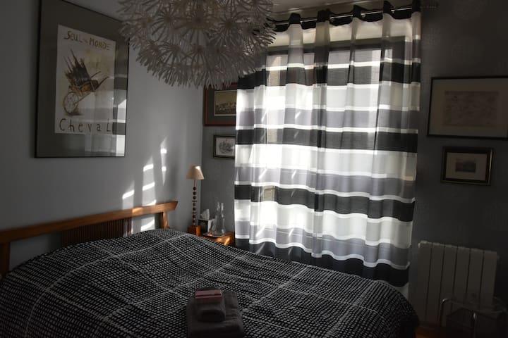 Jolie chambre au centre-ville - Reims - Apartemen