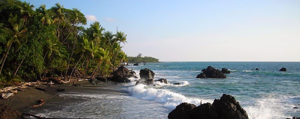 Venga y disfrute del pacífico sur de Costa Rica - Ciudad Neily - Internat