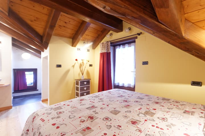 Maison Leveque - Brusson - Apartment