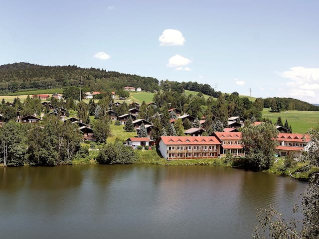 Beautiful Apartment Am Hohen Bogen 4553.3 - Arrach - Appartement