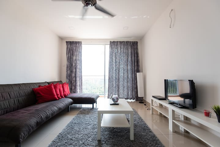Great Space with Great Value @ Suasana Lumayan - Kuala Lumpur - Lyxvåning