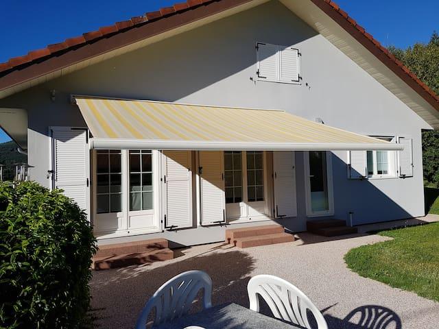 Maison****à 15min de GERARDMER,proche ALSACE - Granges-sur-Vologne - Hus