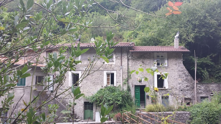 My lovely old country house on a river - Mulina
