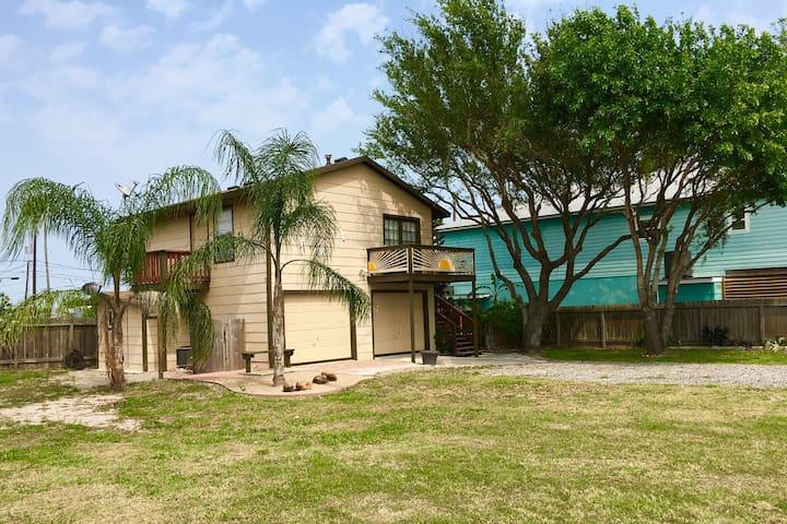 Laguna Tiki Bar House - Corpus Christi - Dom