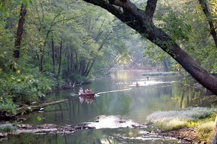 Creek Time Camping - McKee