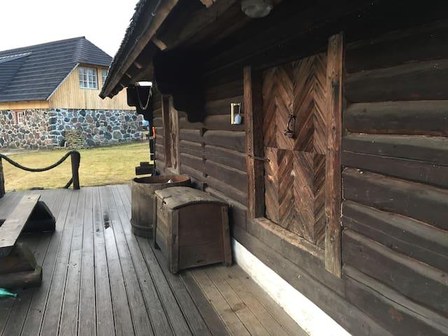 Cozy private sauna house - Tuulevälja - Huis
