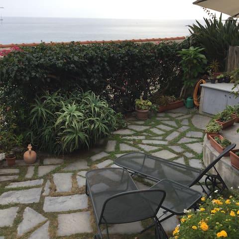 Casa Heima giardino sul mare - Cervo - Maison