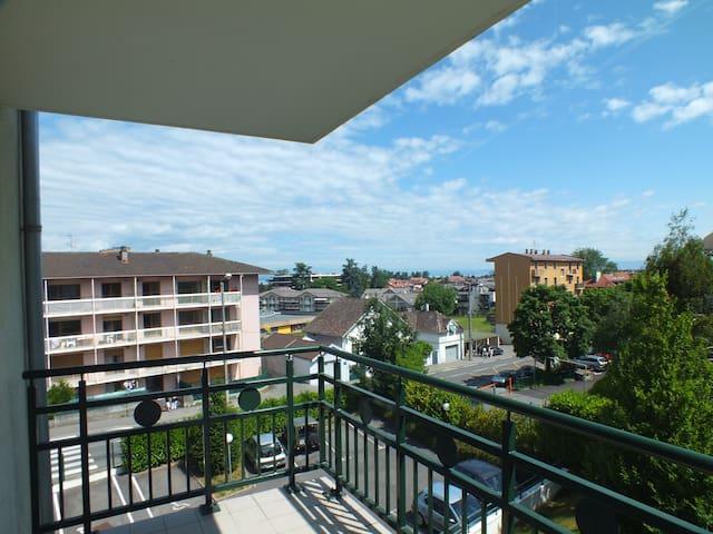 Appartement Thononnais Cosy - Thonon-les-Bains - Departamento