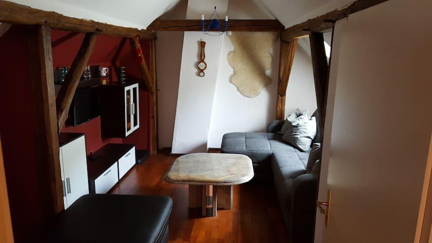 Zimmer in Hildesheim Flugplatz für bis 2 Personen - Hildesheim - Departamento