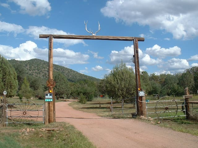 WD Ranch Cabin - Payson - Kabin