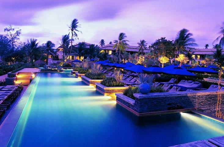 JW Marriott Phuket, Thailand - Mai Khao - Apartamento