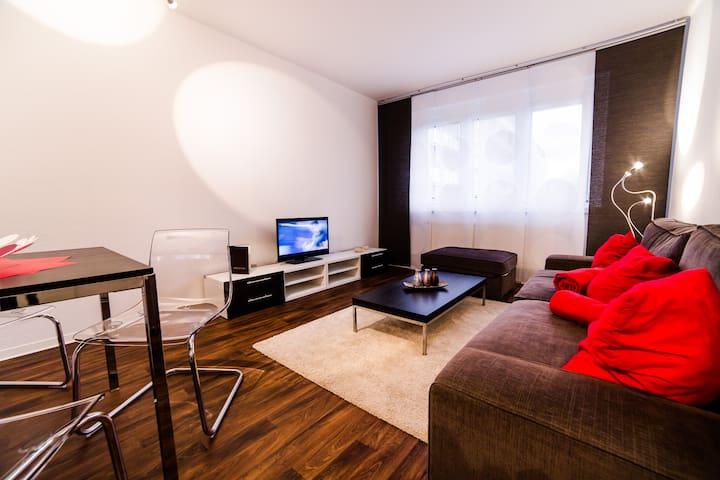 Ferienwohnung für 2-6 Personen (3) - Senftenberg - Квартира