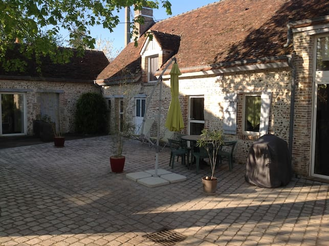 Maison de Champfort - Sigloy - Casa