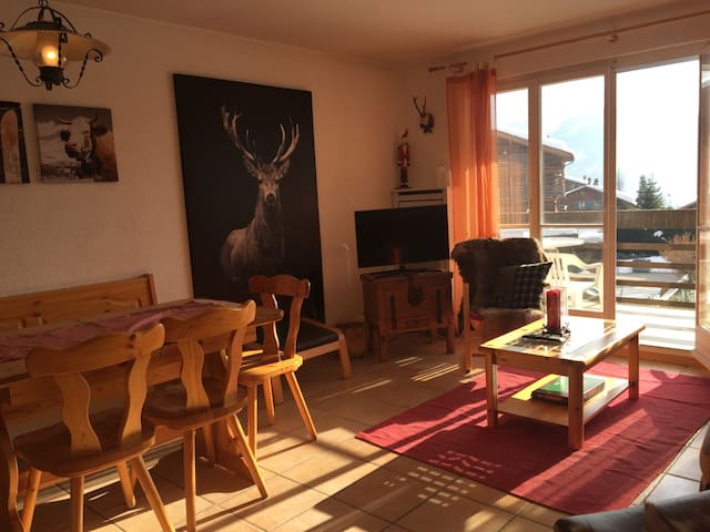 Site Montanay - Bagnes - Appartement