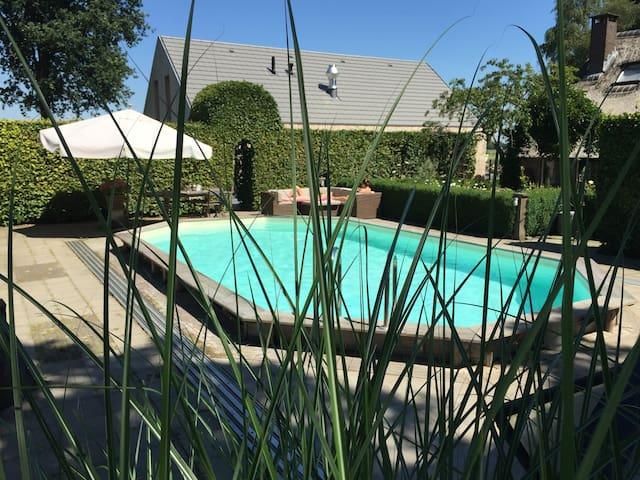 Sfeervolle B&B met sauna en zwembad! - Dalen - Apartamento