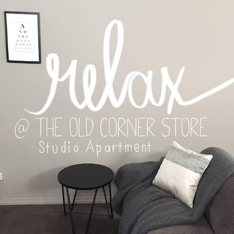 The Old Corner Store Studio Apartment - Wagga Wagga - Huoneisto