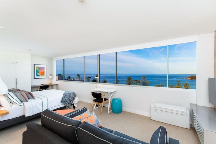 Ultrachic executive beach apartment - Manly - Appartement