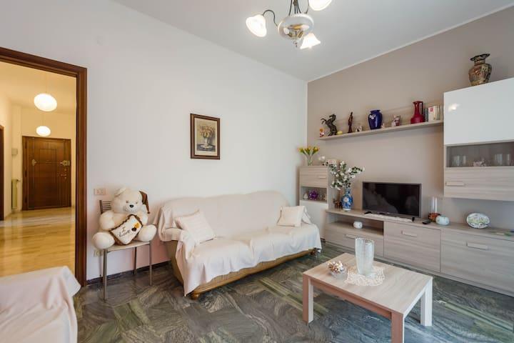 Appartamento a pochi passi dal mare di Albisola - Albisola Superiore - Leilighet