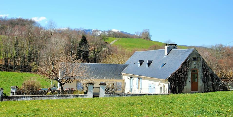 3 bedroom house in Hautes Pyrenees - Avezac-Prat-Lahitte - Huis