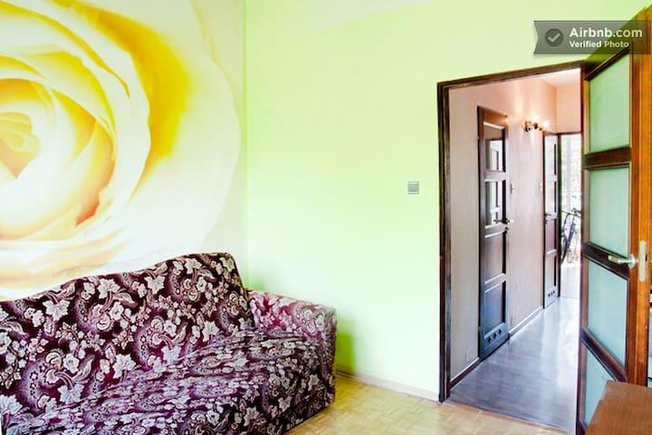 Nice room - one person version ;) - Poznań - Lägenhet