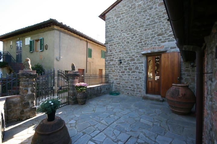 Casa Allinuzza - Castellinuzza - Apartamento