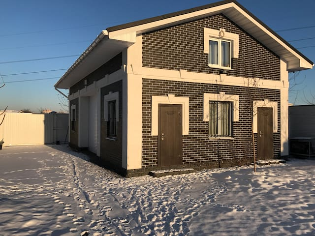 Small house near Kyiv - Vyshneve - Huis