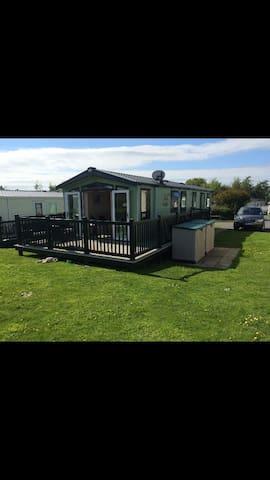 Snowdonia holidays, Haven, N Wales - Pwllheli