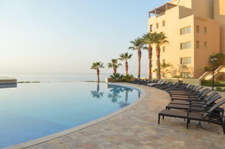 Beautiful Apartment on Dead Sea - Sweimeh