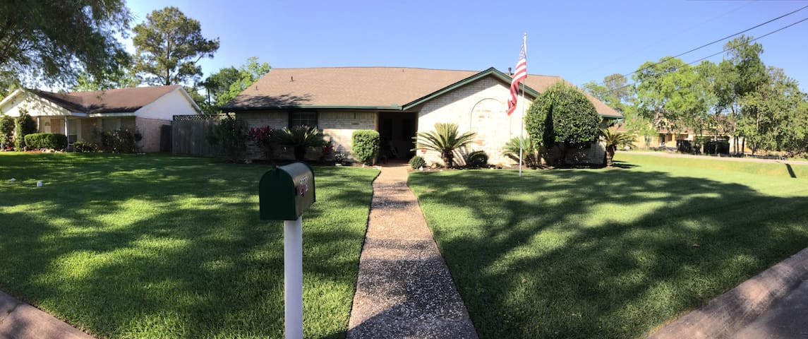 Great Super Bowl Home near Galveston - Dickinson - Hus