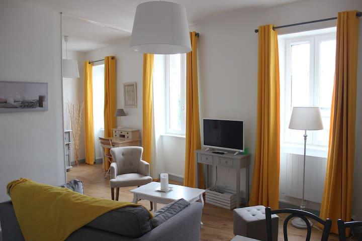 Logement de charme Quimpérois - 坎佩爾(Quimper) - 公寓