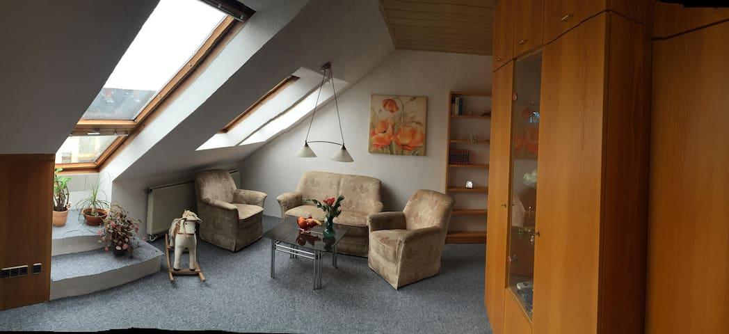 Einzimmer Apartement mit Doppelbett nähe Playmobil - Oberasbach - Casa