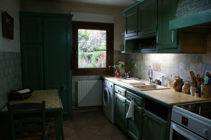 """Appartement """"Les troubadours"""" agréable et calme - Ribeauville - Appartement"""