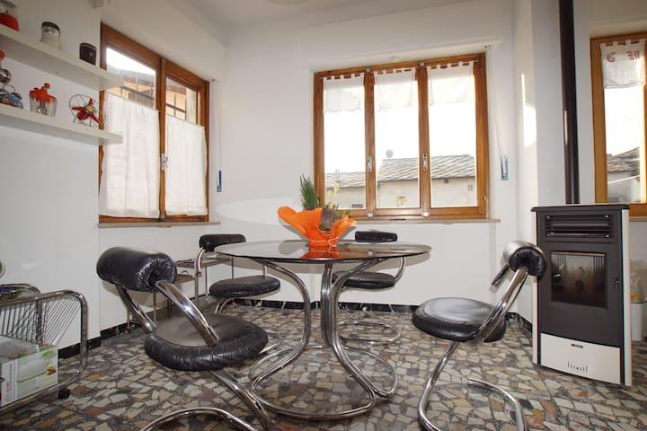 Aquarius Apartment, vintage holiday into the 70ies - Castelnuovo Nigra - Apartamento