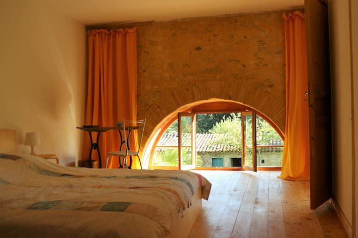 artist's house in Cathare land - Gramazie - Bed & Breakfast