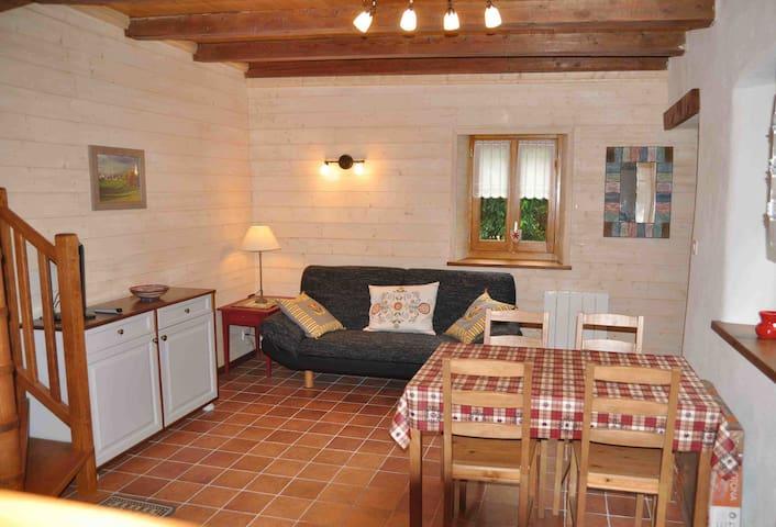 gîte indépendant au coeur du village - Villard